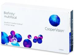 Biofinity Multifocal (3лещи)