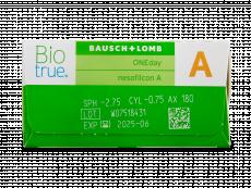 Biotrue ONEday for Astigmatism (30 лещи)