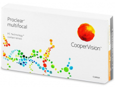 Proclear Multifocal XR (3лещи)