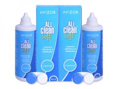 Avizor All Clean Soft разтвор 2 х 350 ml