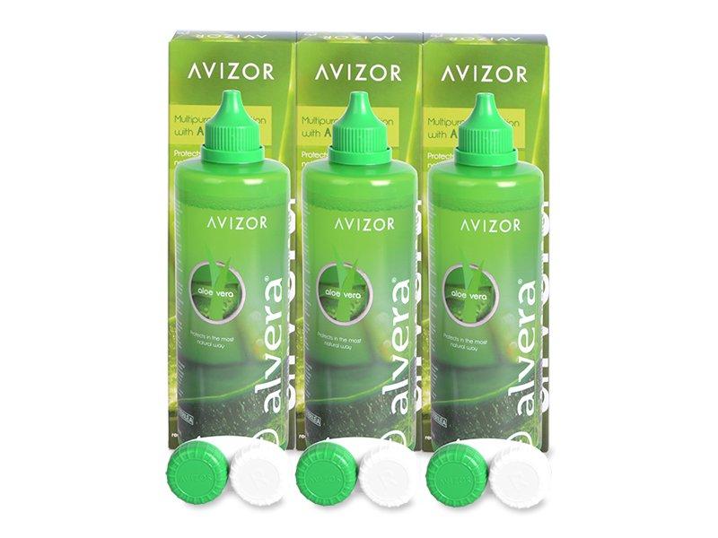 Разтвор Alvera 3 x 350 ml