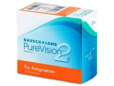 PureVision 2 for Astigmatism (6лещи)
