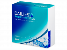 Dailies AquaComfort Plus (180 лещи)