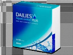 Dailies AquaComfort Plus (180лещи)