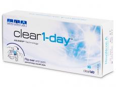 Clear 1-Day (30лещи)