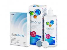 Clear All-Day (6лещи) +разтворGelone360ml
