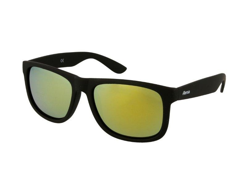 Слънчеви очила Alensa Sport Black Gold Mirror