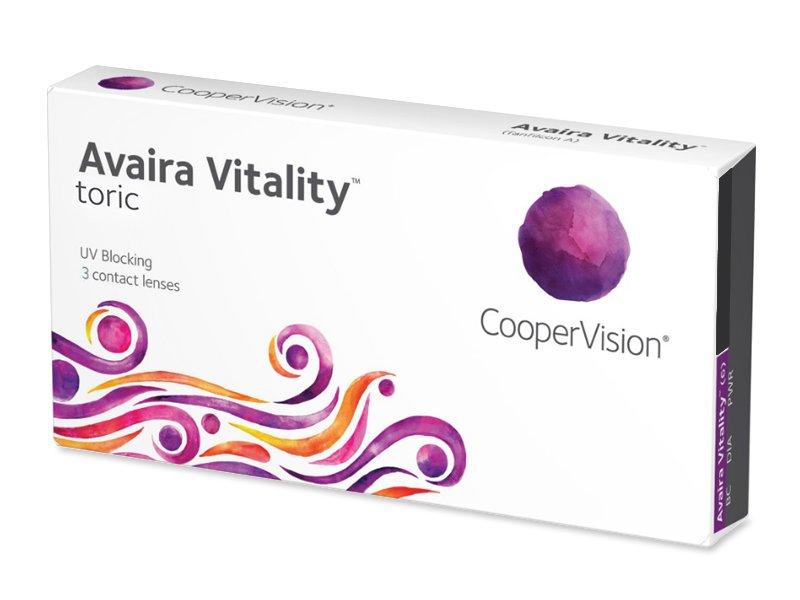 Avaira Vitality Toric (3 лещи)