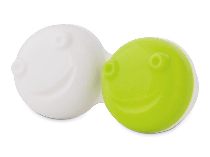 Контейнер за вибриращ почистващ калъф - зелен