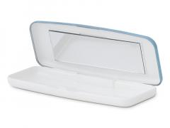 Кутийка за ежедневдни лещи - синя