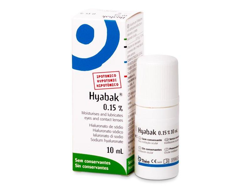 Hyabak Капки за очи 10 ml