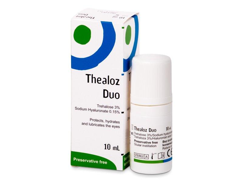 Thealoz Duo капки за очи 10 ml