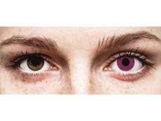 ColourVUE Crazy Lens - Purple - без диоптър (2 лещи)