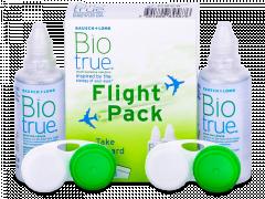 Разтвор Biotrue Flight Pack 2 x 60 ml