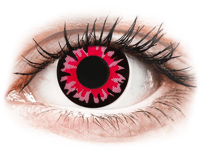 ColourVUE Crazy Lens - Volturi - без диоптър (2 лещи)