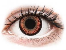 ColourVUE Crazy Lens - Vampire - без диоптър (2 лещи)