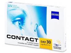 Carl Zeiss Contact Day 30 Spheric (6лещи)