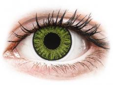 Свежо зелени (Fresh Green) - Без диоптър TopVue Color daily (10лещи)