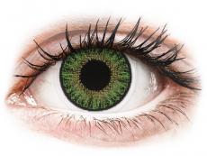 Зелени (Green)TopVue Color daily (10лещи)
