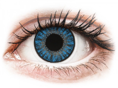 Сапфирено сини (Sapphire Blue) - TopVue Color daily (10лещи)