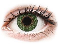 Зелени (Green) - TopVue Color (2 лещи)
