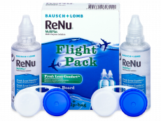 Разтвор ReNu Multiplus flight pack 2 x 60 ml