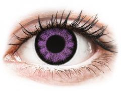 ColourVUE BigEyes Ultra Violet - без диоптър (2лещи)