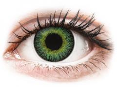 ColourVUE Fusion Green Yellow - с диоптър (2лещи)