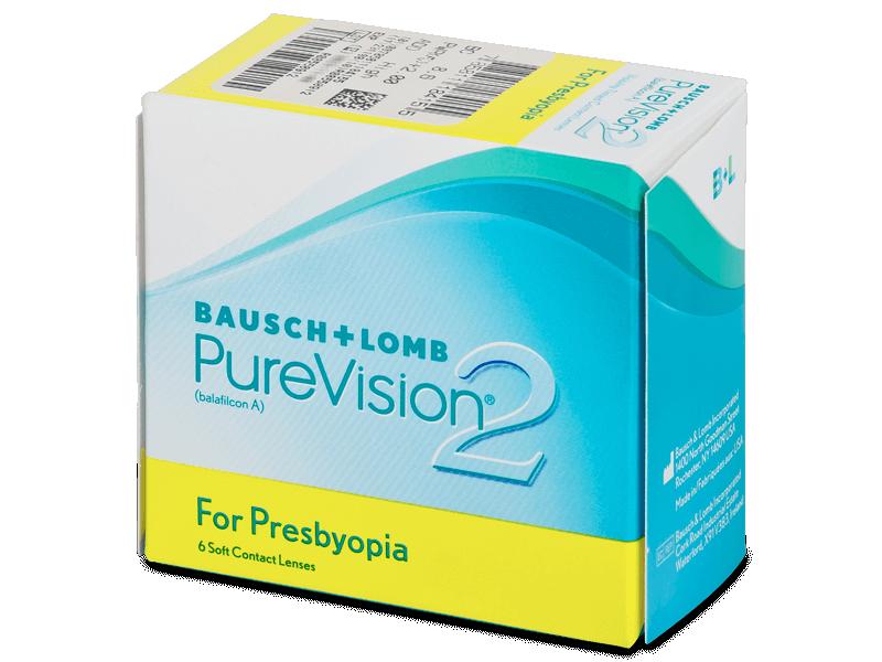 Purevision 2 for Presbyopia (6лещи)
