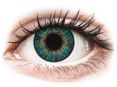 FreshLook ColorBlends Turquoise - с диоптър (2 лещи)