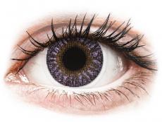 TopVue Color - Виолетови - без диоптър (2 лещи)