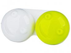 Кутийка за лещи 3D - жълта
