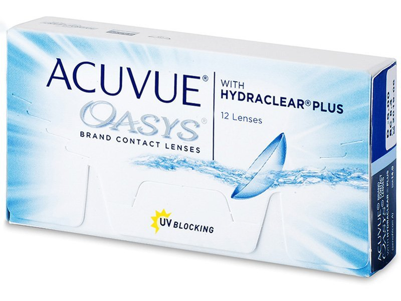 Acuvue Oasys (12лещи)