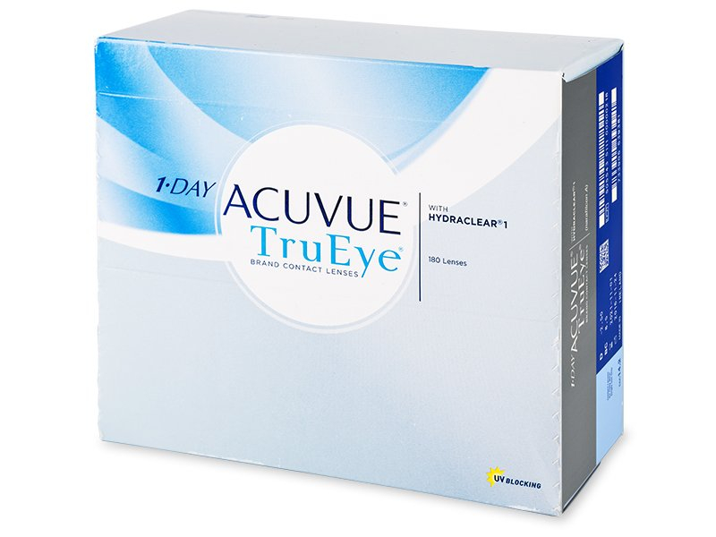 1 Day Acuvue TruEye (180 лещи)