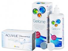 Acuvue Oasys (24 лещи) + разтвор Gelone 360 ml