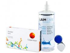 Proclear Toric (6 лещи) + разтвор Laim-Care 400 ml
