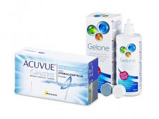 Acuvue Oasys for Astigmatism (12 лещи) + разтвор Gelone 360 ml