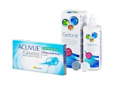 Acuvue Oasys for Presbyopia (6 лещи) + разтвор Gelone 360 ml