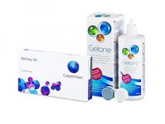 Biofinity XR (3 лещи) + разтвор Gelone 360 ml