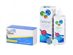 SofLens Multi-Focal (3 лещи) + разтвор Gelone 360 ml