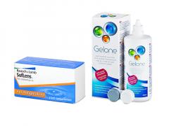 SofLens Toric (3 лещи) + разтвор Gelone 360 ml