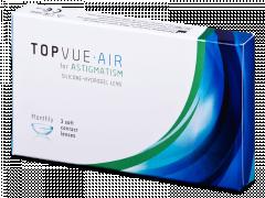 TopVue Air for Astigmatism (3лещи)