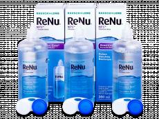 Разтвор Sensitive Eyes ReNu MPS 3 х 360 ml