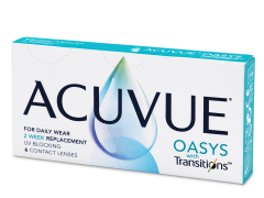 Acuvue Oasys with Transitions (6 лещи)