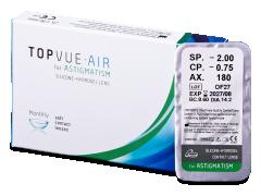 TopVue Air for Astigmatism (1леща)