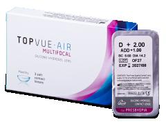 TopVue Air Multifocal (1леща)