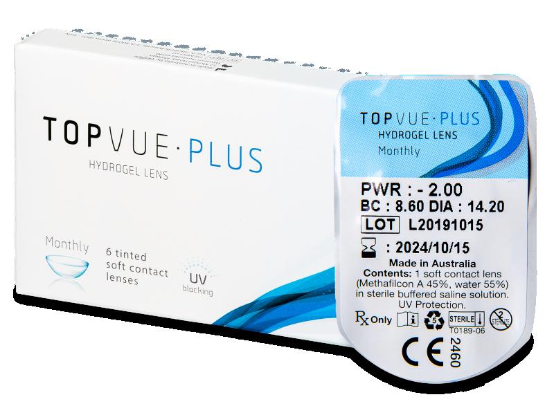 TopVue Monthly Plus (1леща)
