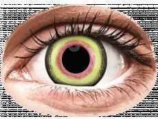 ColourVUE Crazy Lens - Mad Hatter - дневни без диоптър (2лещи)