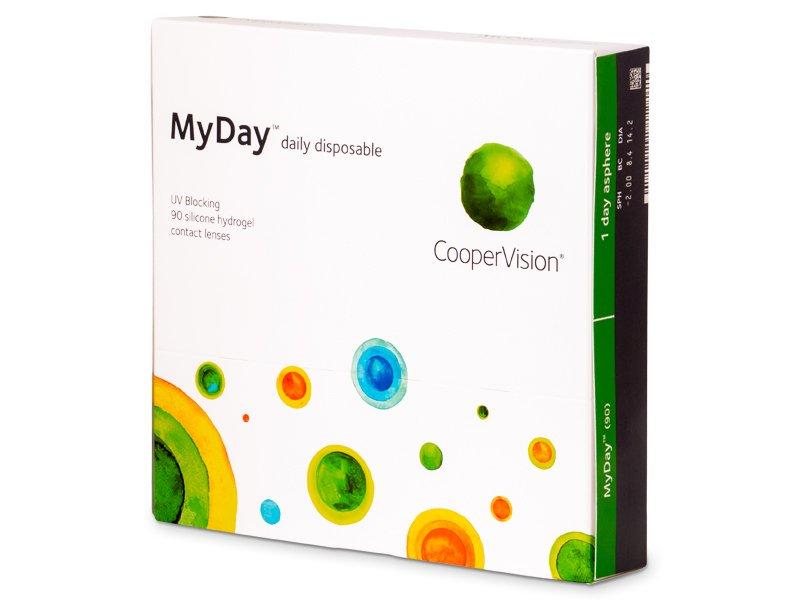 MyDay daily disposable (90лещи)