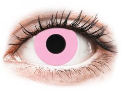 CRAZY LENS - Barbie Pink - дневни без диоптър (2 лещи)